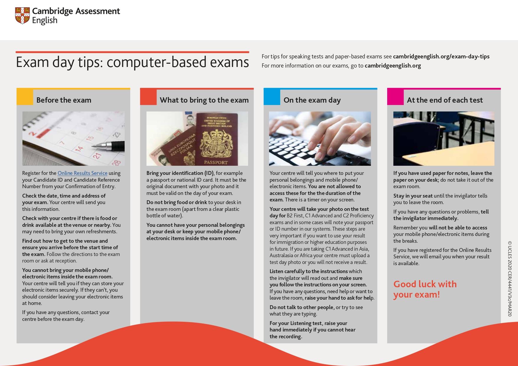 British-school-esami-paper based